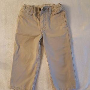 Gap toddler boys Khaki dress pants